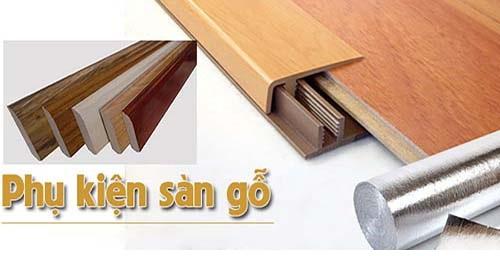 phụ kiện sàn gỗ